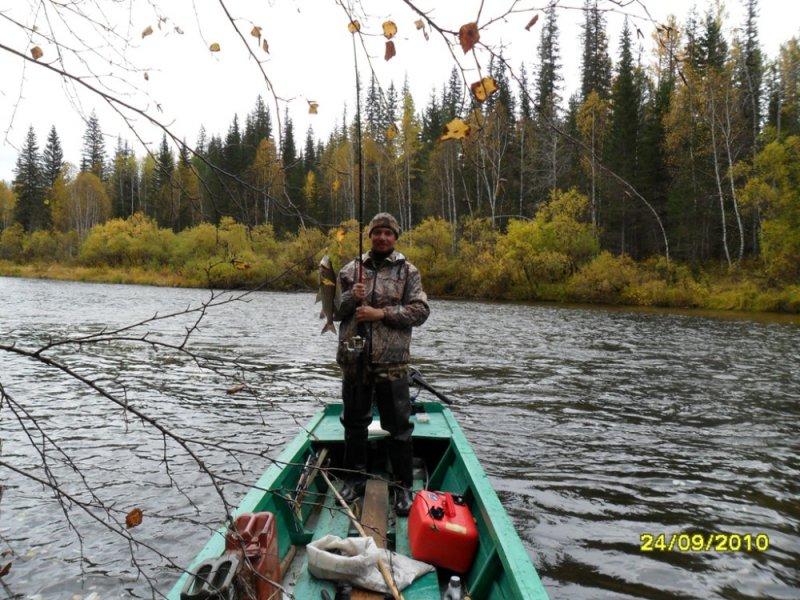 теплая речка красноярск рыбалка