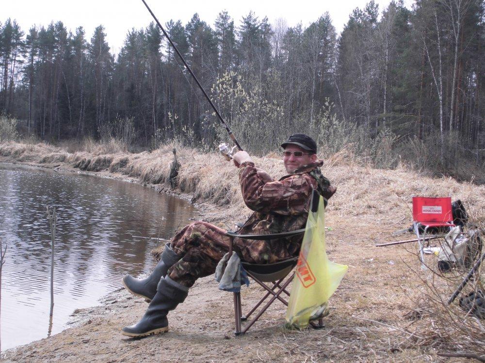 рыбалка соколовское