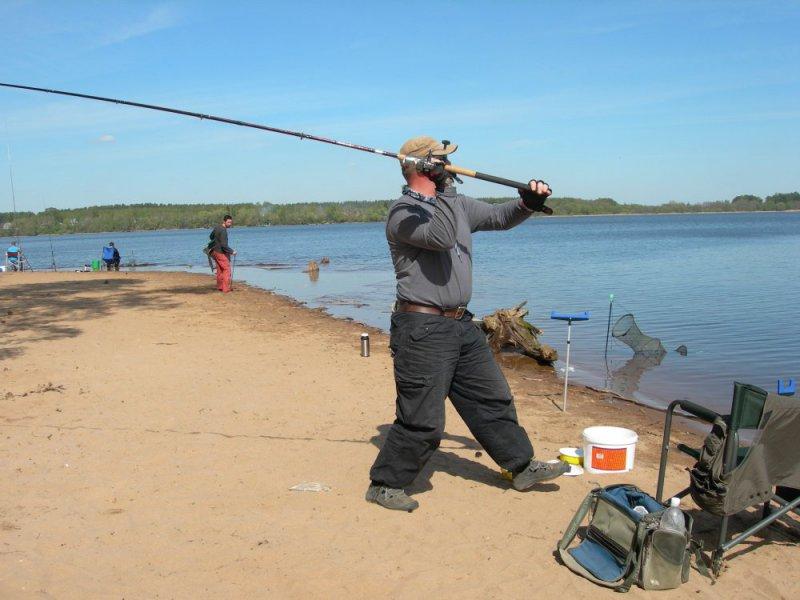 отчет о рыбалке под калязином