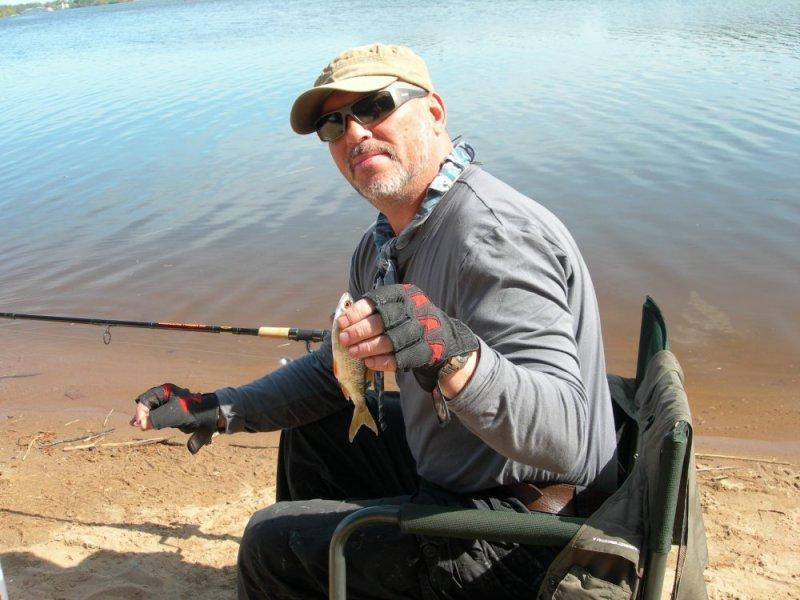 калязина рыбалка на базе