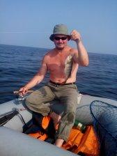 рыбалка в гаютино 2016