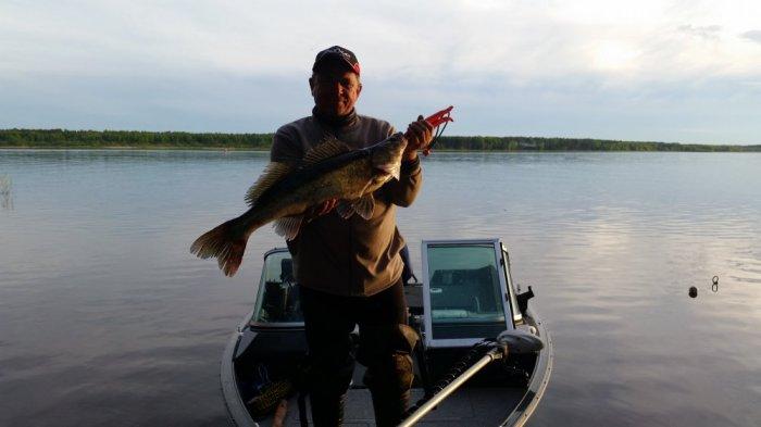 отчеты с рыбалок рыболов нн