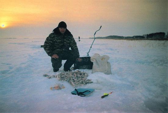 сайт новосибирских рыбаков озеро чаны