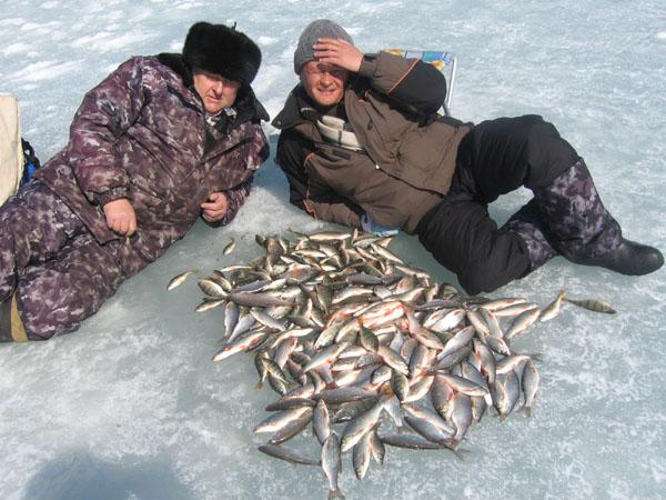 рыбалка на сартлане