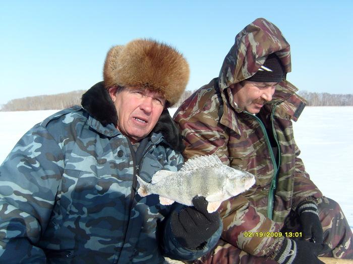 рыбалка в новосибирской области сегодня