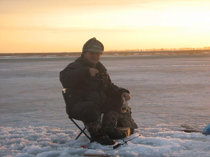 рыболовная база студеная