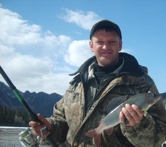 рыбалка на катуни отчеты