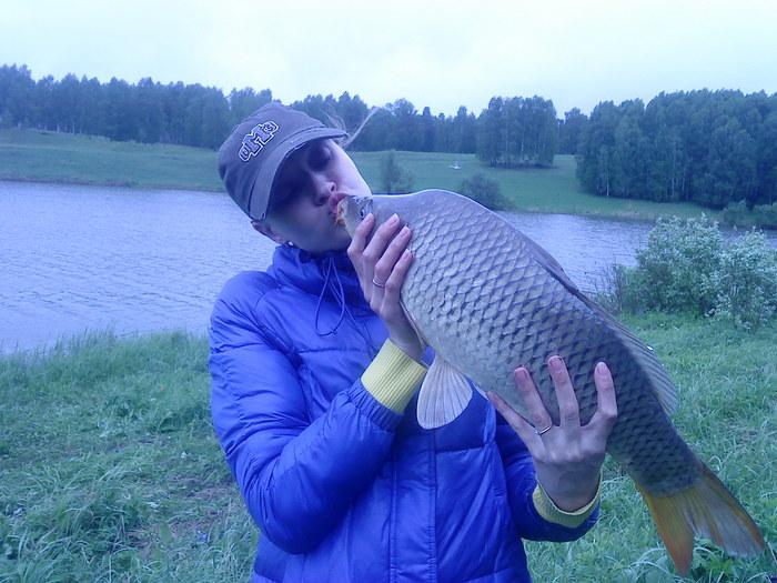 рыбалка на фосфоритном