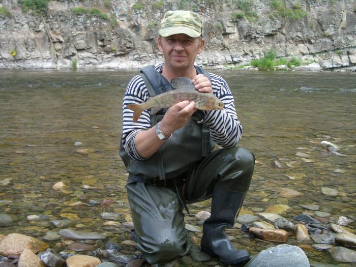 куда поехать на рыбалку в кемеровской области