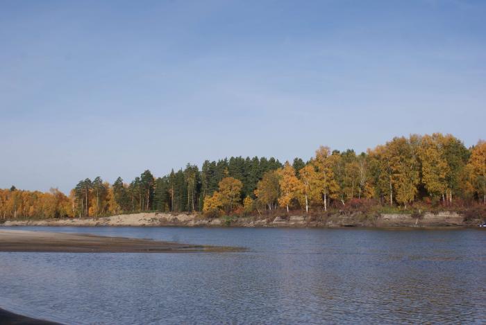 протока Симанская