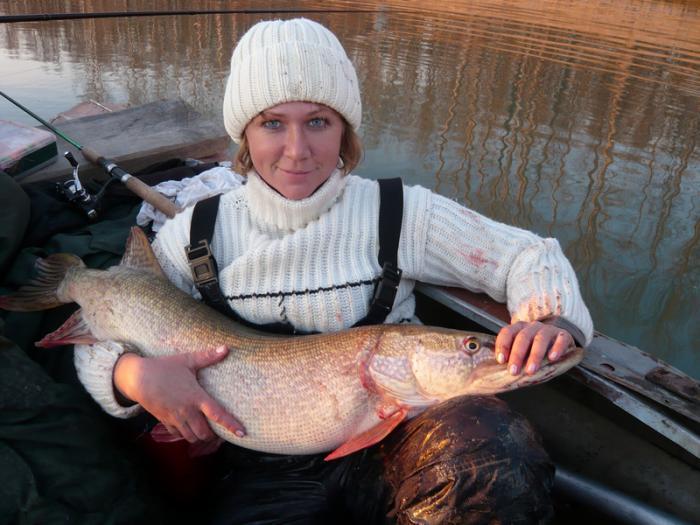рыбалка в коми в октябре