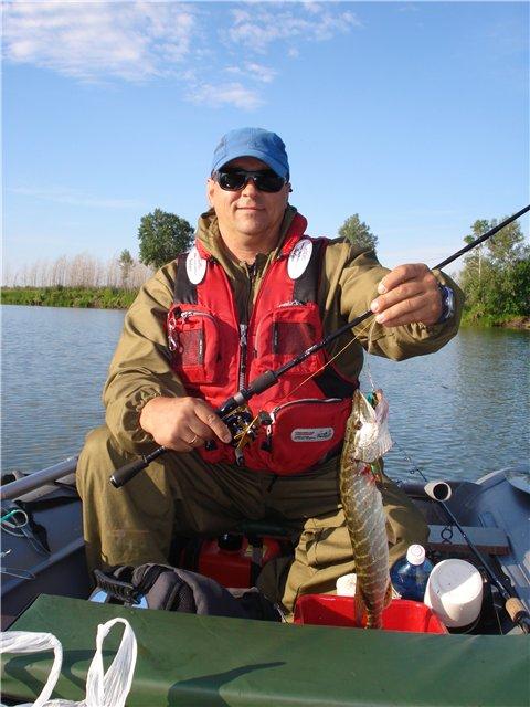 джерковая рыбалка