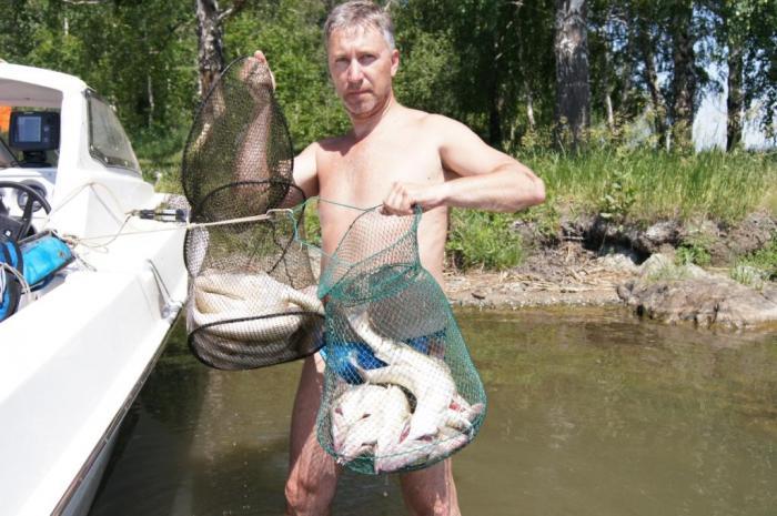 клев рыбы на неделю в новосибирске
