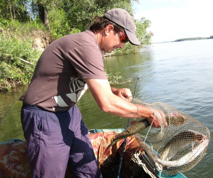 ловчий рыболовные