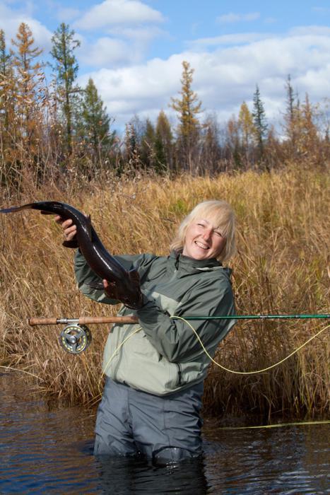 новгородский рыбак