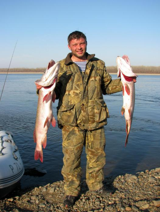 серега рыболов
