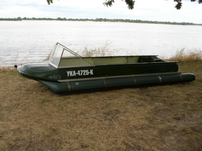 наделки на лодку