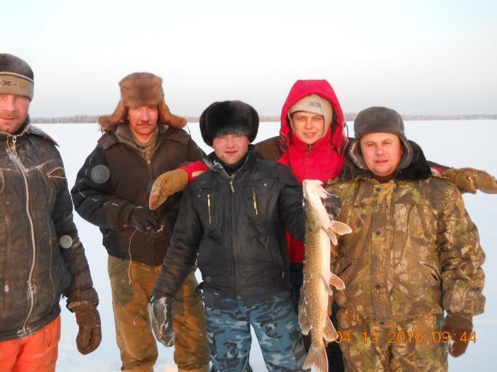 колпашевский район рыбалка