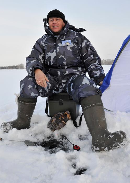 рыболовное снаряжение победа