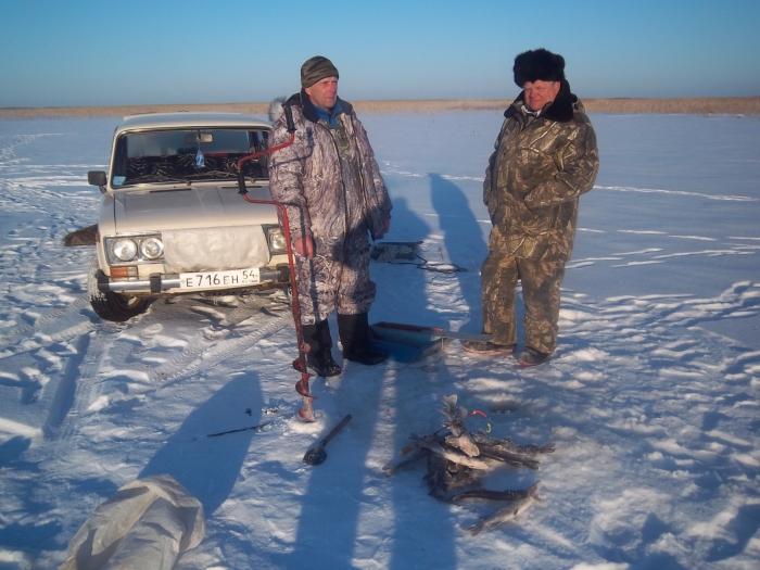 рыбалка в новосибирской области в мае