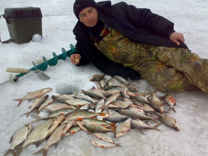 рыбалка в марте дагестан