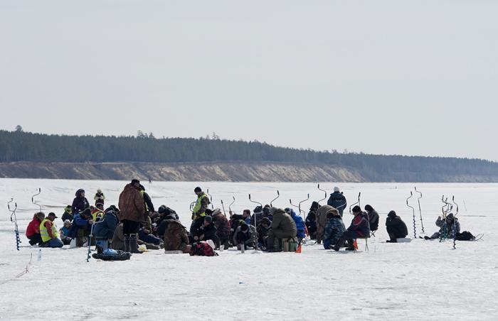 рыболовный клуб маяк иркутска отчеты