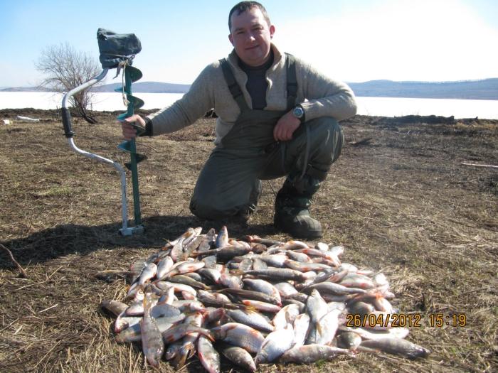 сайт шарыпово рыбалка