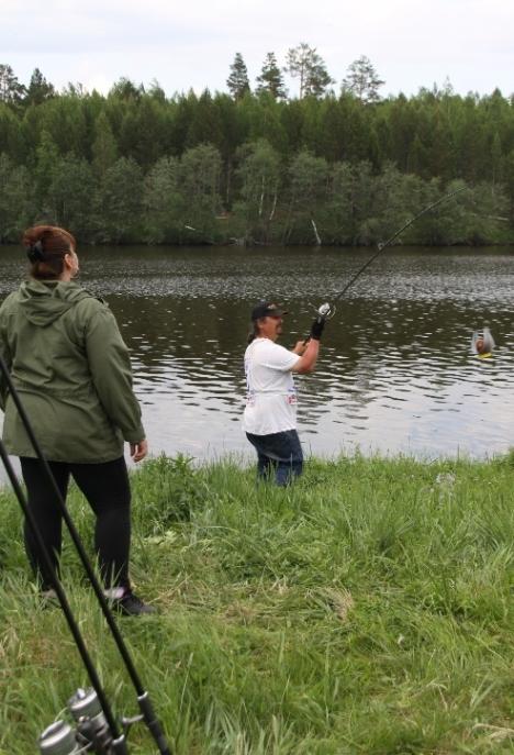 соревнования по рыбалке ижевск