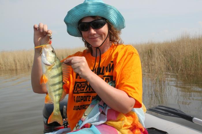 рыбалка на чанах новосибирской области