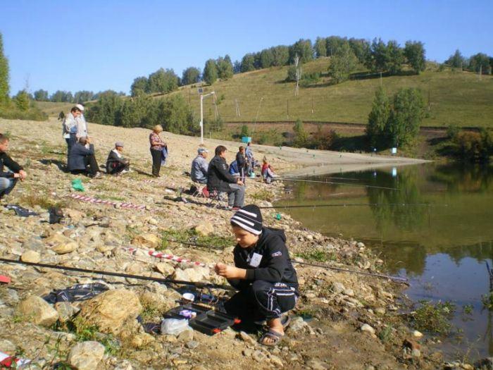 организуем рыбалку на алтае