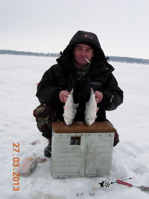рыбакам удачи новосибирск