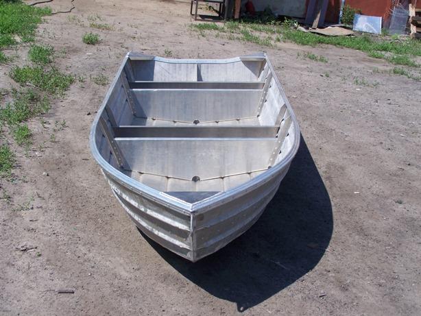 как сделать своими руками железную лодку