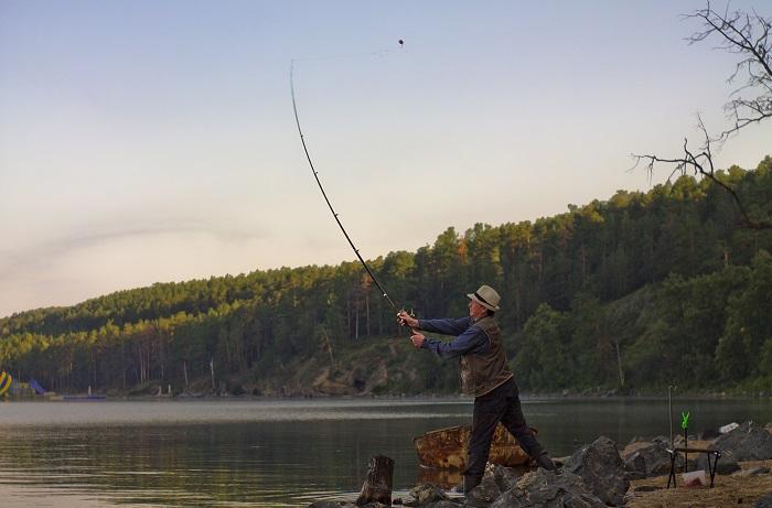 рыбалка на тургояке 2015
