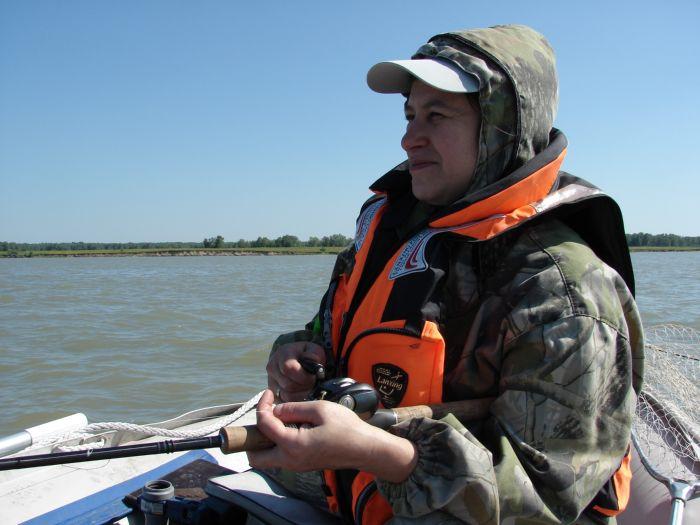 тренировки рыбаков