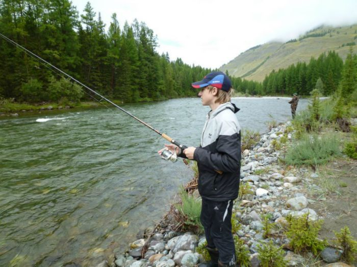 сайты о горной рыбалке