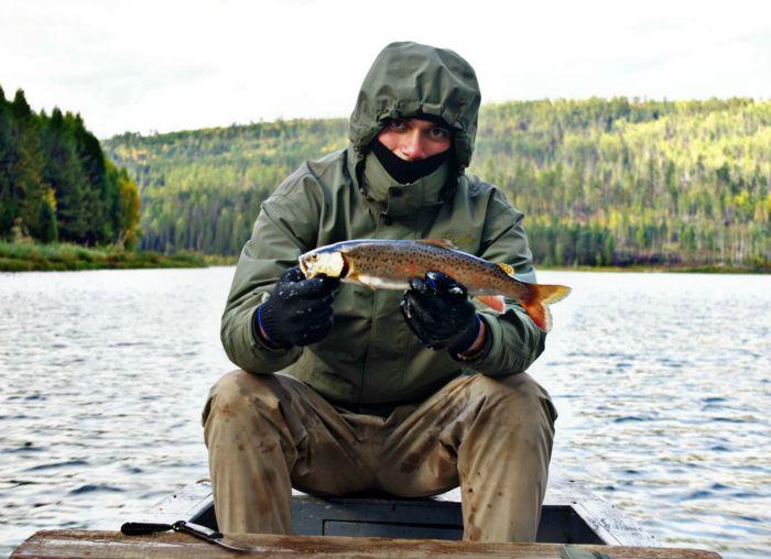 рыбаки сибири