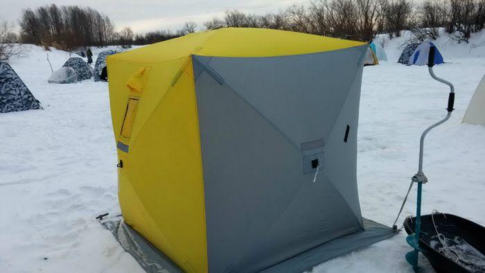 Покупка для зимней рыбалки фото 733-62