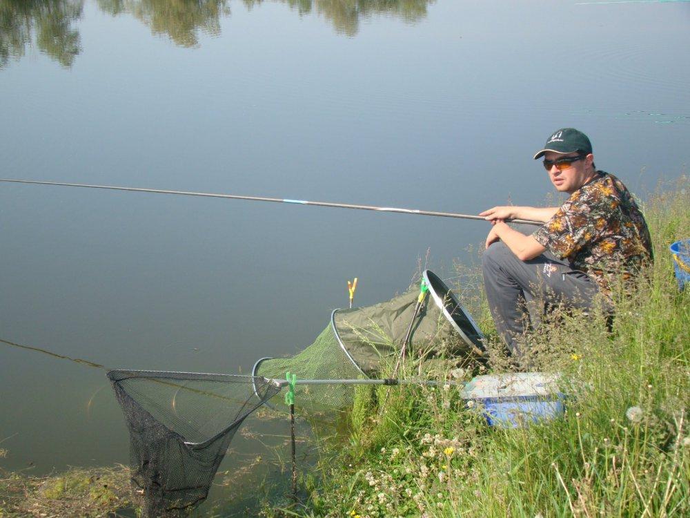 ловля рыбы в тюмени видео