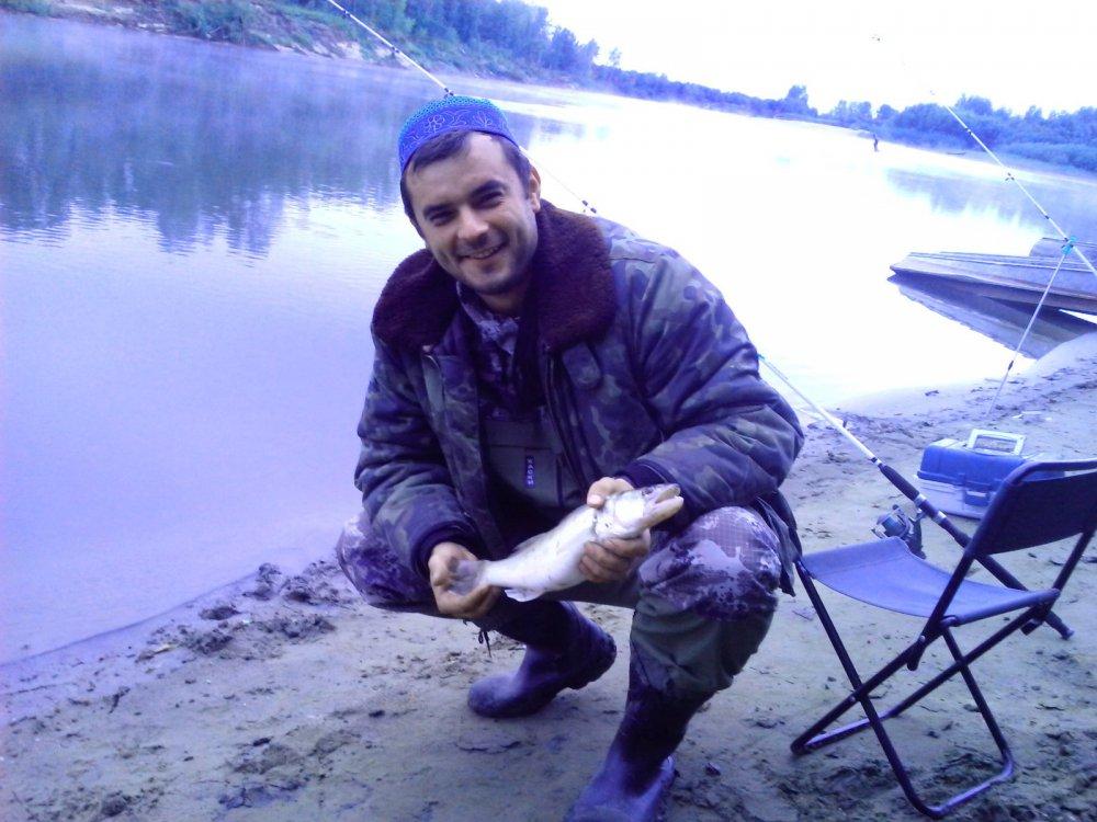моя рыбалка томская обл