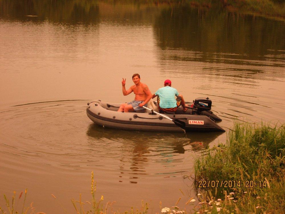 рыбалка на кии кемеровская