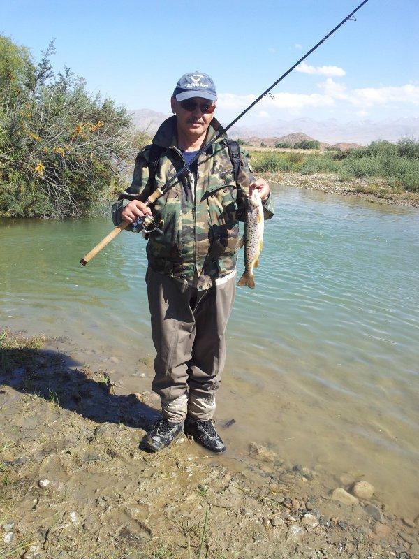 ловля форели в новосибирской области