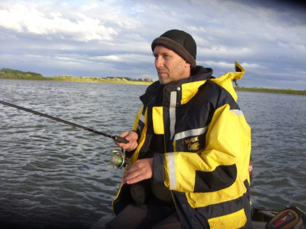 заимка рыбака