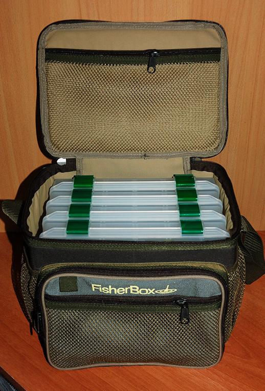 Рыболовный чемодан своими руками 50