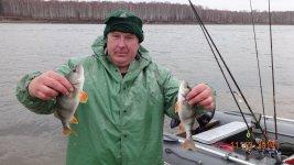 когда открытие рыбалки в новосибирской области