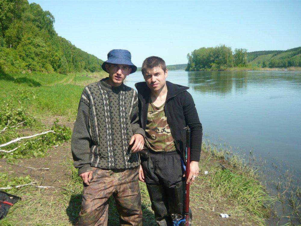 общество рыболовов новосибирск