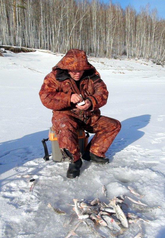 рыбалка на или в декабре