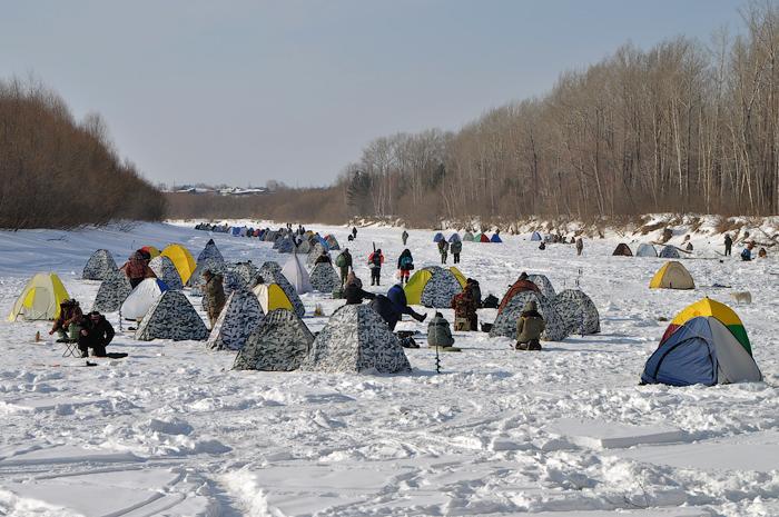 рыбалка в контакте новосибирск