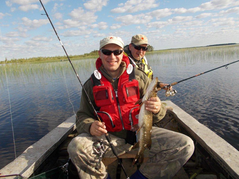 новосибирск рыбалка новости