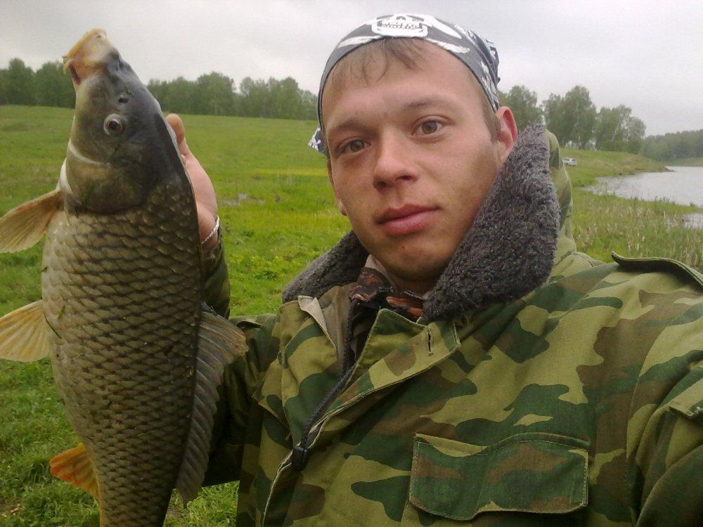 озеро для рыбаков в новосибирске
