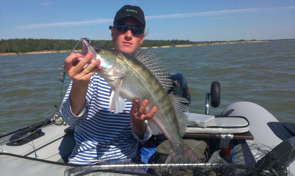 рыбалка на пролетарском водохранилище